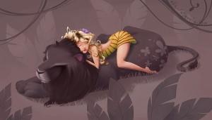 .:: Cuddling ::.